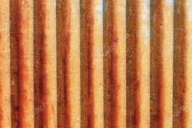 Depositphotos 30782713 stock photo a rusty corrugated iron metal