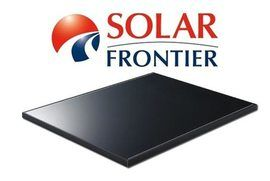 Solar frontier cis thin film module technology