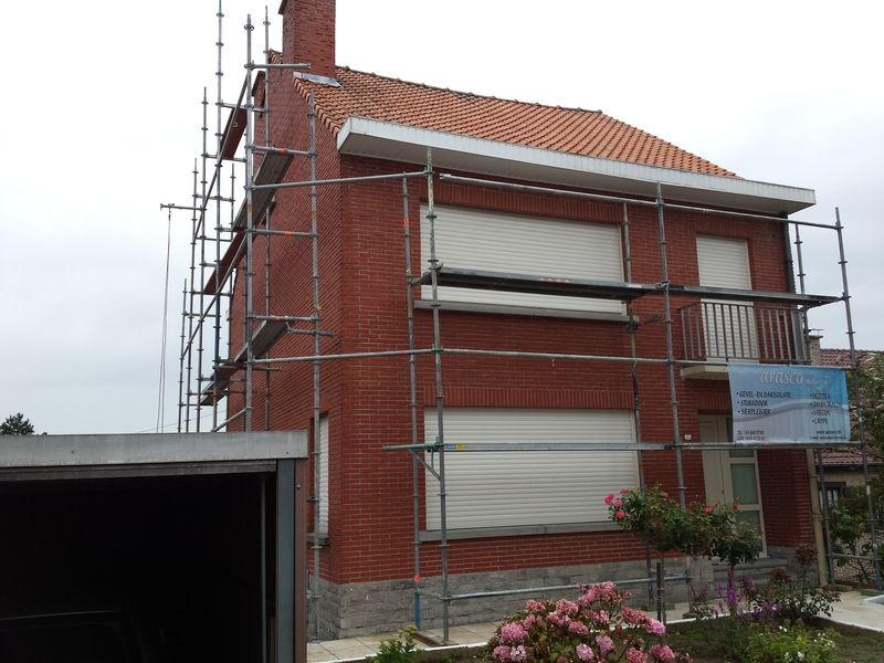 Project in Liedekerke - 6/7