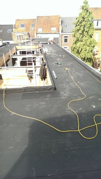 EPDM Resitrix SKw Full bond  - 1/4