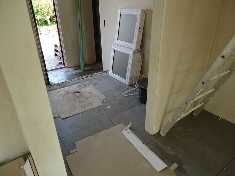 renovatie  Relegem  - 7/93