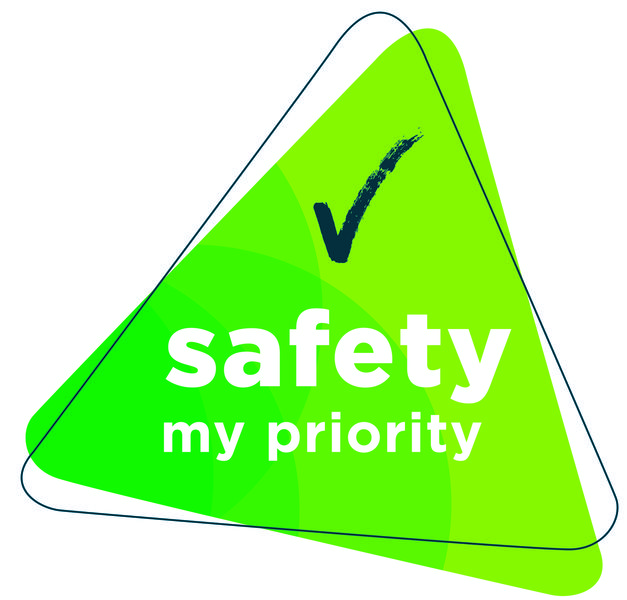 Safety My Priority-campagne - 1/1