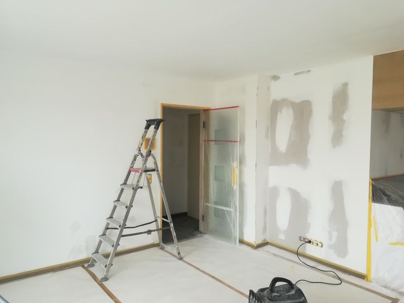 Appartement Renovatie- - 1/12