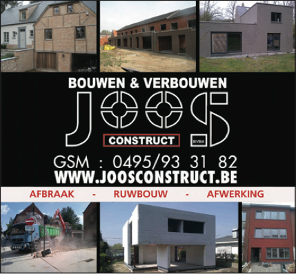 Projecten via onze website - 1/1
