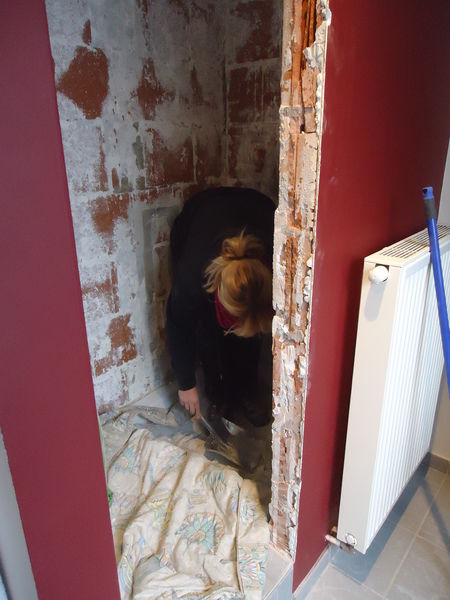 Renovatie douche  - 3/24