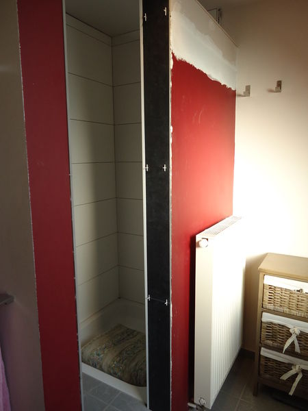 Renovatie douche  - 14/24