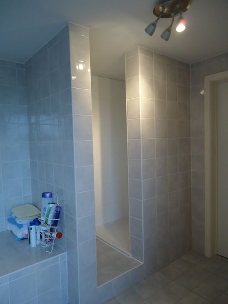 Renovatie douche  - 9/9