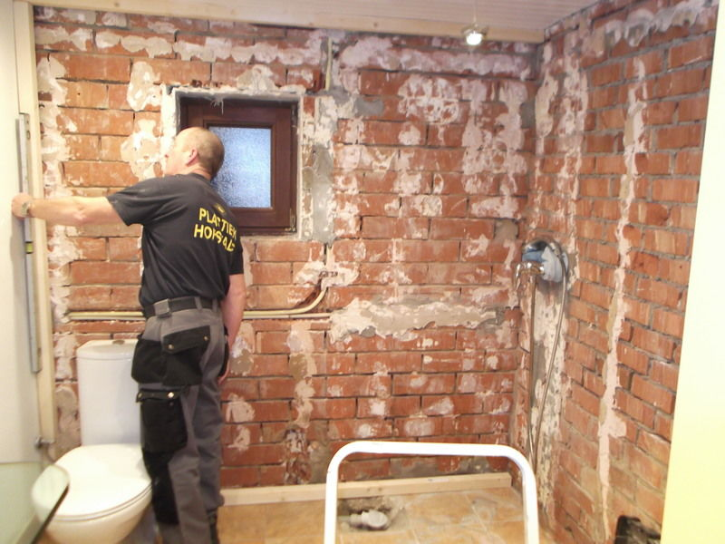 Renovatie douche  - 1/18