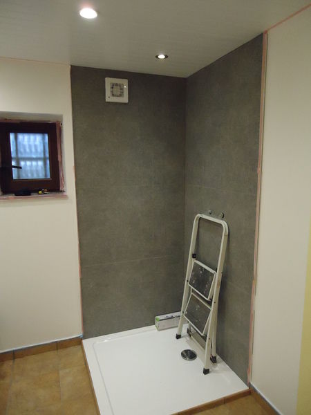 Renovatie douche  - 11/18