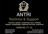 Antri Technics & Support