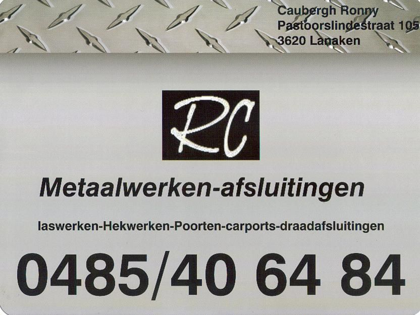 RC Metaalwerken