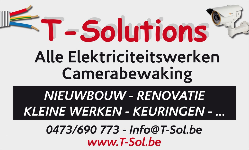 T - Solutions