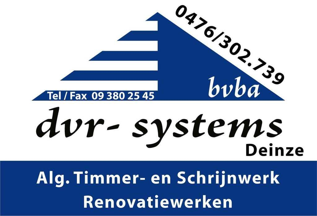 DVR-Systems  BVBA