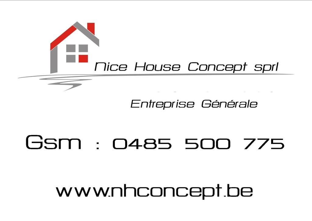 Nice House Concept sprl