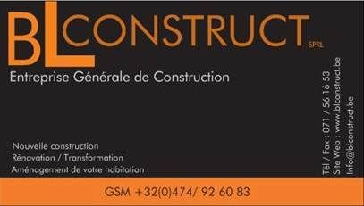 BL Construct sprl