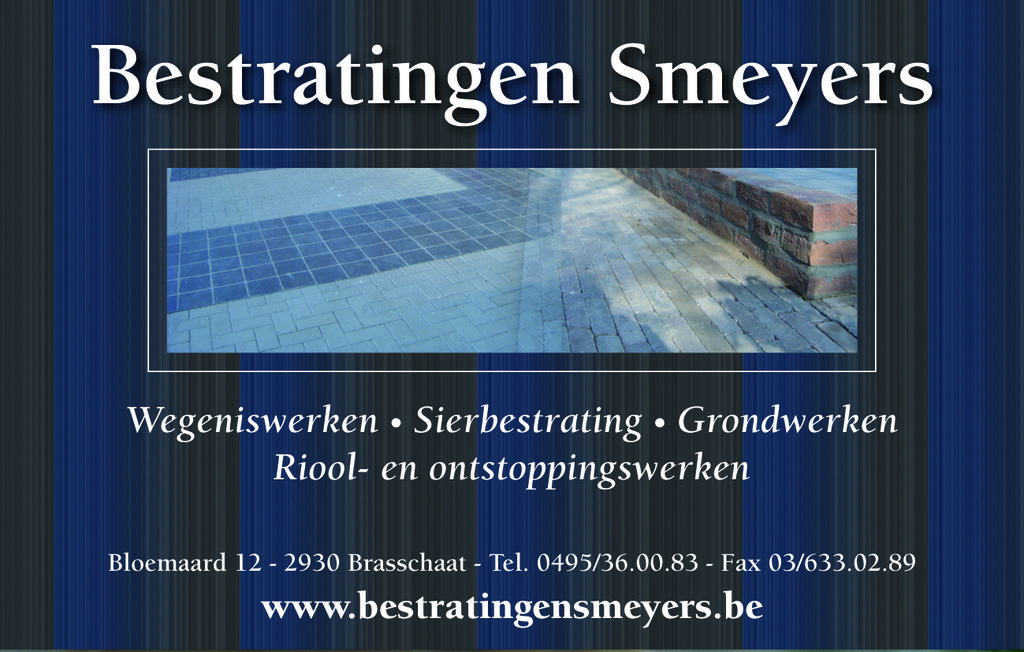 Bestratingen Smeyers