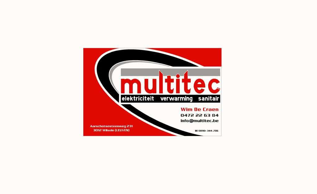 Multitec bvba