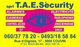 sprl T.A.E.Security