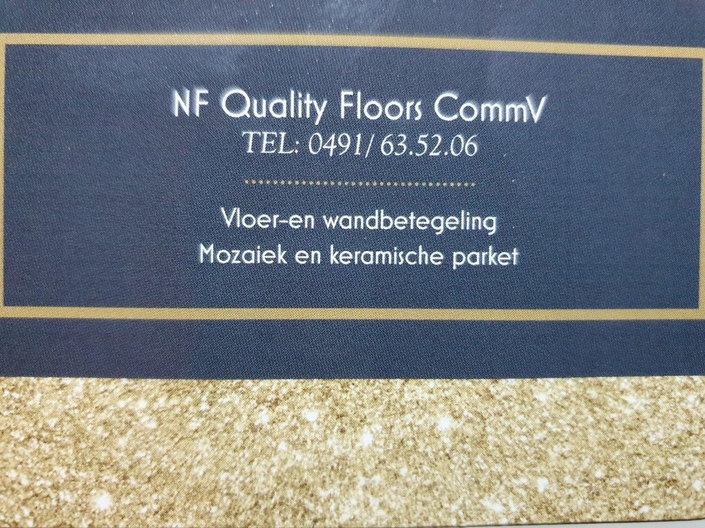 NF QUALITY FLOORS Commv