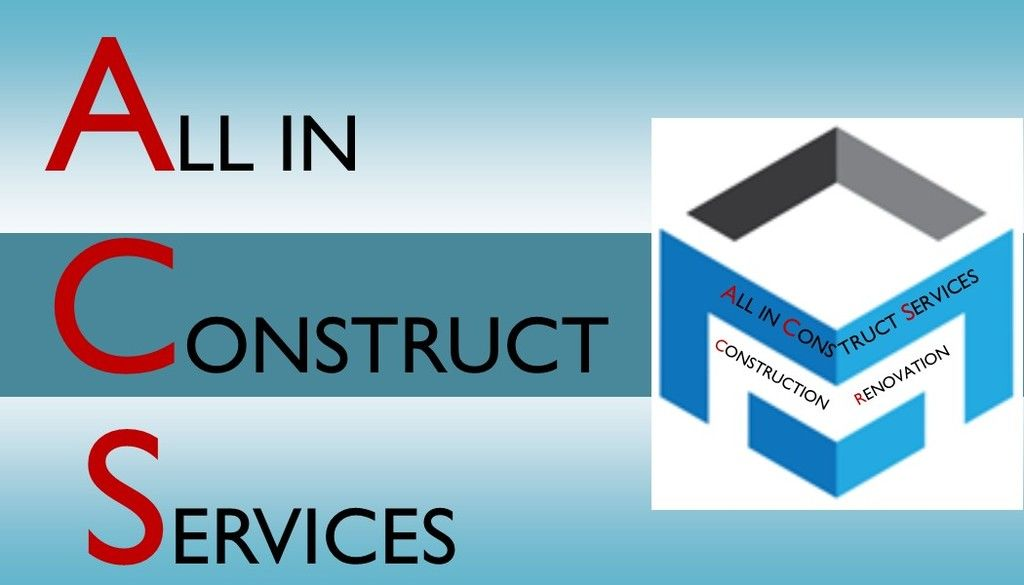 all in construct services SPRL