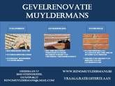 Gevelrenovatiemuyldermans