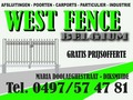 West fence