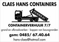 Claes Hans Containers
