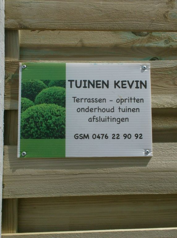 tuinen kevin